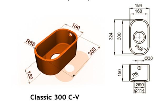 Classic-300-C-V