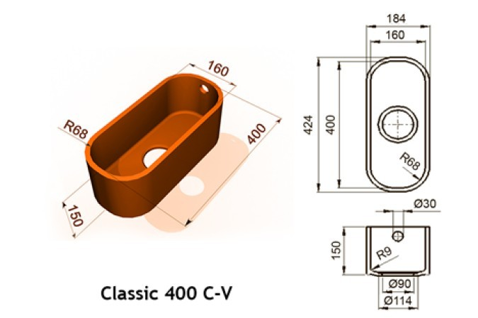 Classic-400-C-V