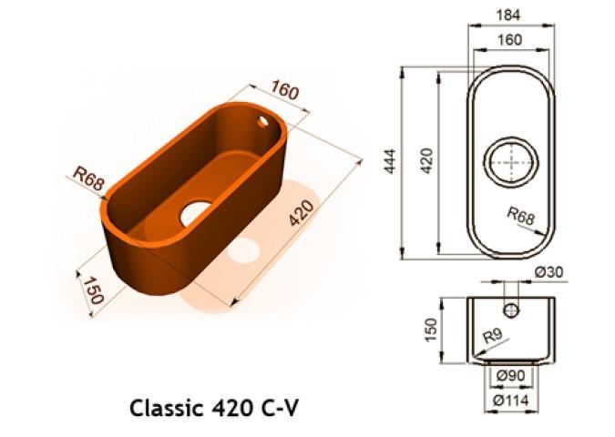 Classic-420-C-V
