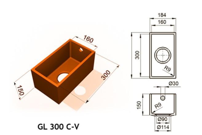 GL-300-C-V