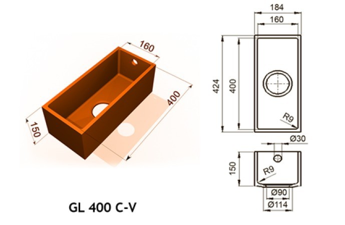 GL-400-C-V