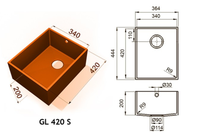 GL-420-S