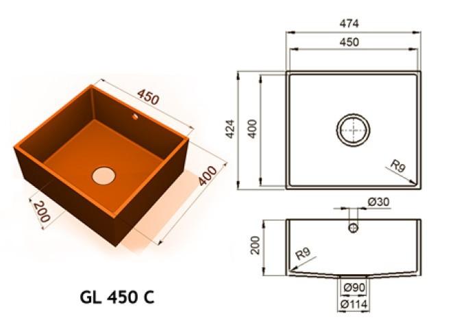 GL-450-C