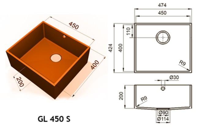 GL-450-S