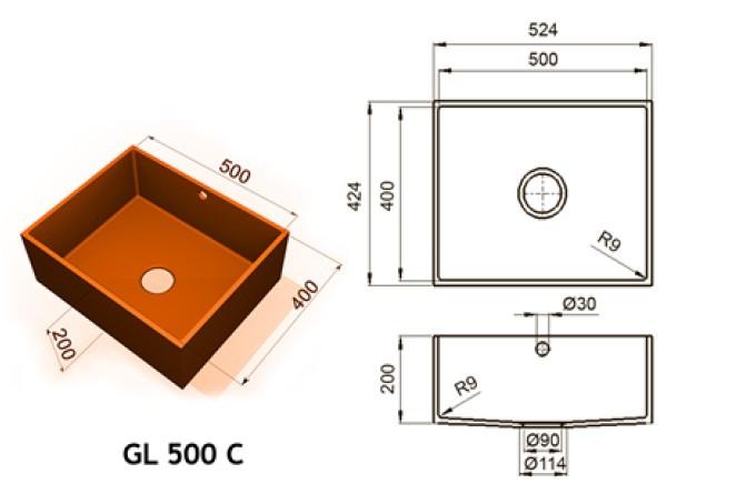 GL-500-C