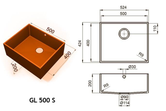 GL-500-S